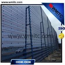 China Wb Sp015 Steel Fencing Wind Break Wall For Coal Yard China Wind Barrier Coal