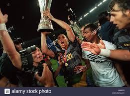 Calcio - finale di Coppa UEFA - Lazio V Inter Milan Foto & Immagine Stock:  108840279 - Alamy