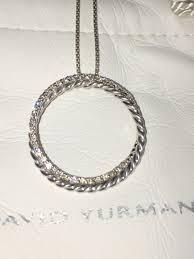 david yurman sterling silver pave