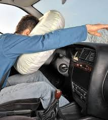 vehicle airbag dashboard repairs in