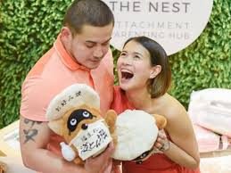 Paolo Contis and LJ Reyes welcome baby girl