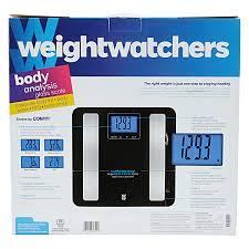 weight watchers fat scale