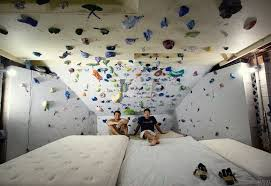 Home Climbing Walls For Kids And Big Kids Too Apartment Therapy