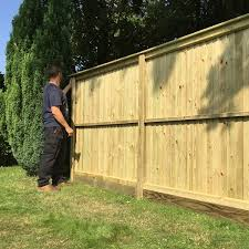 Approved Fence Installation Jacksons Fencing