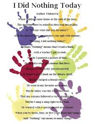 i love this poem we gave this to my daughter s kindergarten