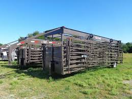 Ok Corral Original Brown Includes 4 Fold Down Wheels And 2 Man Gates Available In Stock Mccurry Trailers In Springfield Mo Is Your Local Springfield Mo Trailer Dealer For Flatbed Utility
