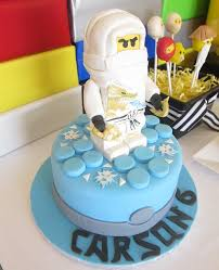 Ninjago Cakes – Decoration Ideas