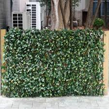 Faux Ivy Privacy Screen Hedges Synthetic Bamboo Fence Plants View Synthetic Bamboo Fence Sunwing Product Details From Sunwing International Co Ltd On Alibaba Com
