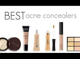 the best concealers for acne e skin