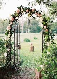 garden wooden arches designs garden