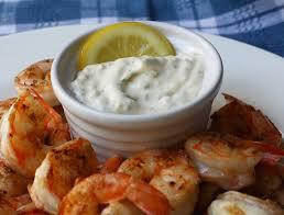 Grilled Shrimp with Lemon Aioli Recipe ...