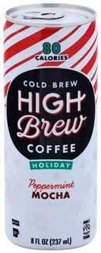 high brew peppermint mocha coffee 8