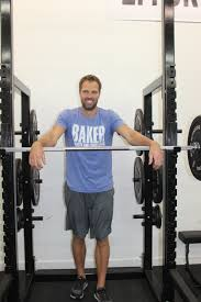 Aaron Baker Opens a Strength and Conditioning Business | South ...