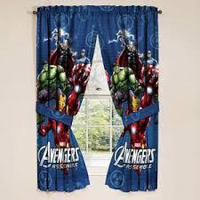 Marvel Avengers Boys Bedroom Curtains Set Walmart Com Avengers Bedroom Avengers Bedroom Decor Boys Bedroom Curtains