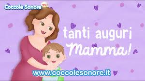 Festa della mamma - Canzoni per bambini di Coccole Sonore - YouTube