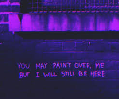 purple aesthetic and quotes image purple aesthetic dark