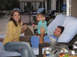 Aaron Shust, wife Sarah, and Daniel their son.   Inspirational ...