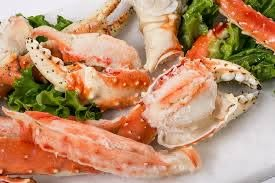 Alaskan King Crab Legs & Claws
