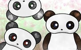 kawaii panda wallpapers top free