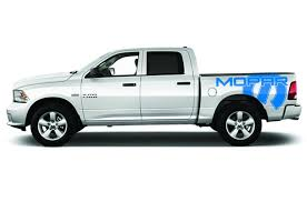 Dodge Ram 1500 2500 3500 2009 2018 5 7 Bed Vinyl Decal Kit Mopar Sides Factory Crafts