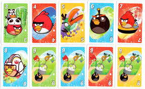 Uno Angry Birds Rules | Official Rules - Online Uno Game Rules
