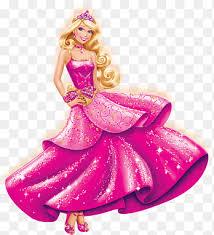 pink dressed female doll ilration