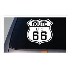 Route 66 Sticker Vinyl 6 Decal Car Drive Highway E046 Walmart Com Walmart Com