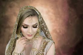 asian and indian bridal makeup