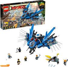 LEGO Ninjago Movie 70614 Lightning Jet Toy: Amazon.co.uk: Toys & Games