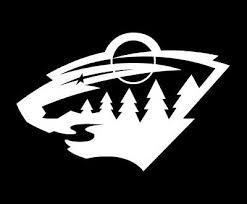 Minnesota Wild Vinyl Sticker Decal For Cornhole Laptop Car Hockey