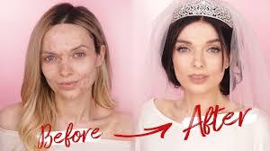 meghan markle wedding makeup tutorial
