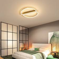 led ceiling light for bedroom villa