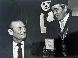 Jack Churchill and Adrian Stevens, No 2 Commando