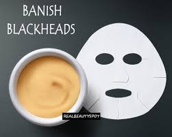 homemade masks for blackheads