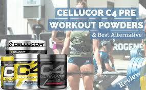 cellucor c4 pre workout review 2019