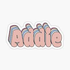 Addie Gifts & Merchandise | Redbubble