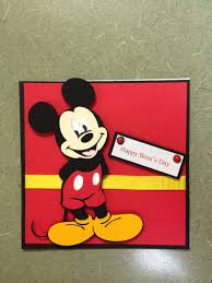 A Mickey Card For My Boss The Mickey And Friends Cartridge Was