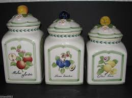 canister set 1748 new nwt