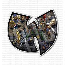 From 4 50 Buy Wu Tang Clan Hip Hop Band W Sign Sticker At Print Plus In Stickers Movie Music At Print Plus