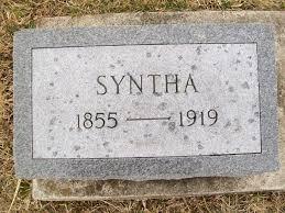 Syntha Richey (1855 - 1919) - Genealogy