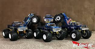 Monster Truck Madness Amazing Bigfoot Replicas Big Squid Rc Rc Car And Truck News Reviews Videos And More