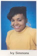 Van Horn Class of 1990 - Ivy Simmons