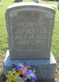Perry Edward Johnston