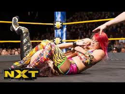 Asuka vs. Priscilla Zuniga: WWE NXT, March 22, 2017 - YouTube