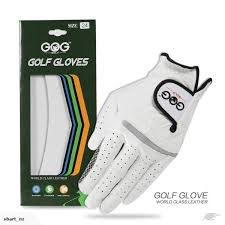 golf gloves anti slip sheepskin
