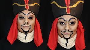 disney s aladdin jafar makeup tutorial