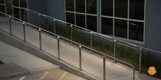 Stainless Steel Cable Railings Cube Viva Railings Office