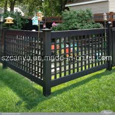 China Plastic Expandable Garden Trellis Galvanized Garden Fence China Building Material Fence