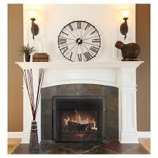 pleasant hearth fireplace screen guard