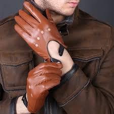 genuine leather gloves sheepskin gloves